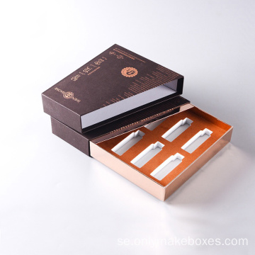 Ny ankomst Essential Oil Packaging Paper Box